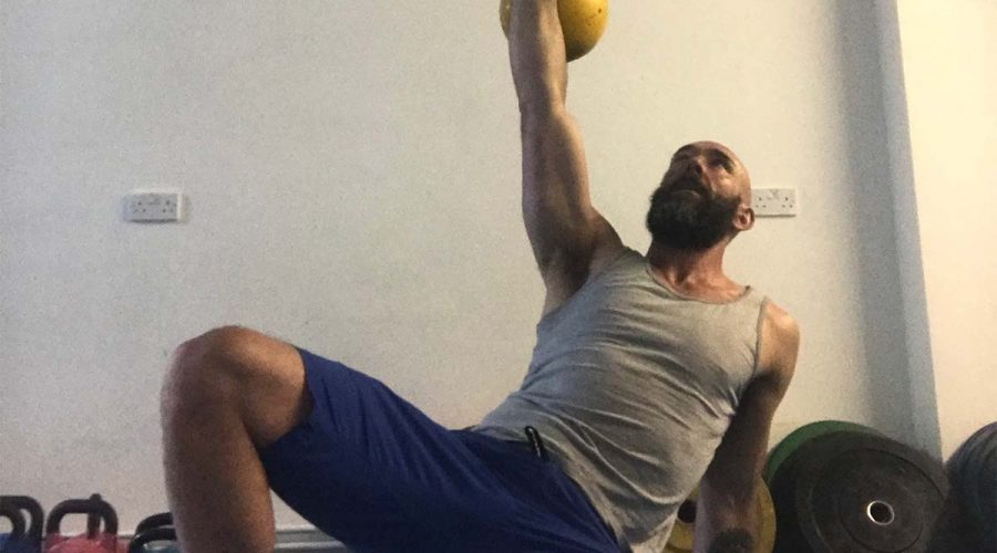 Turkish Get Up – How it can improve your Strength for BJJ.